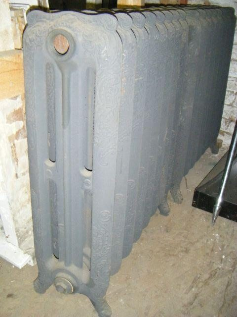Reproduction Radiators