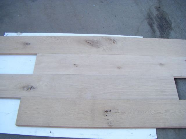 New Oak Flooring