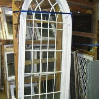 Large Arched Sash Windows