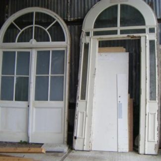 Victorian Entrance Frames & Doors