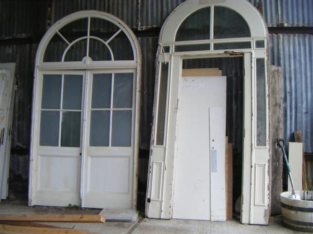 Victorian Entrance Frames & Doors