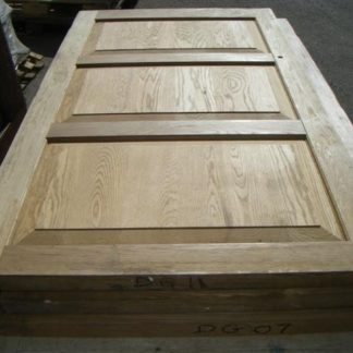 Oak Solid Exterior or Internal Door