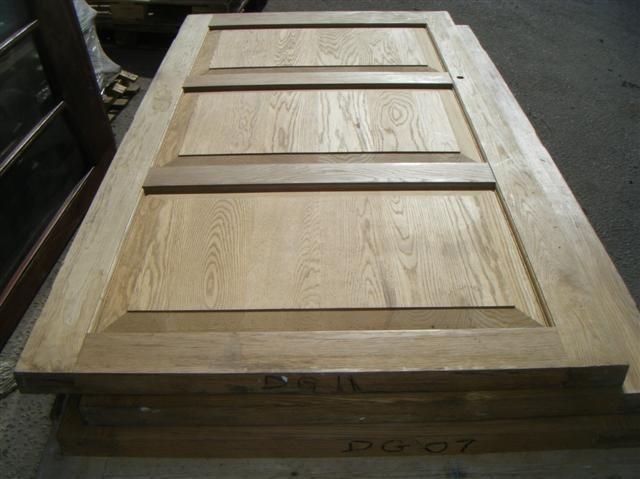 Oak Solid Exterior or Internal Door