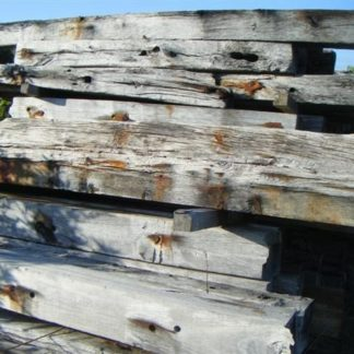 Oak Beams Ex Sea Groynes