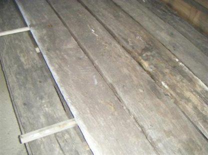 Oak Planks Ex Sea Groynes