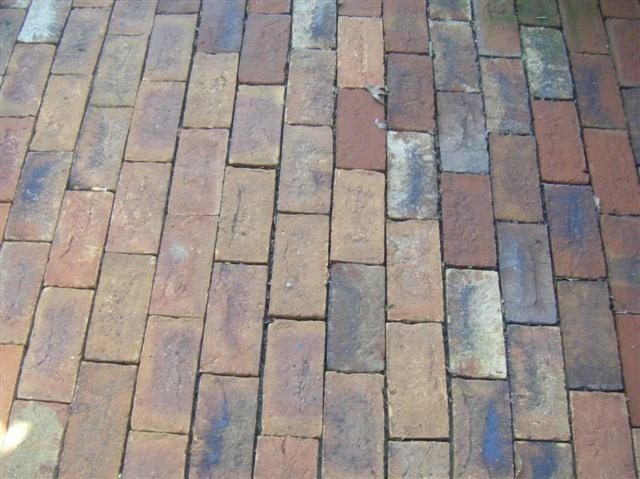 Reproduction Pavers
