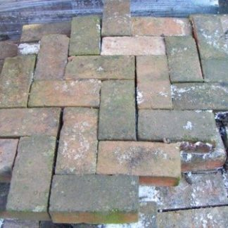 Old Paving Bricks