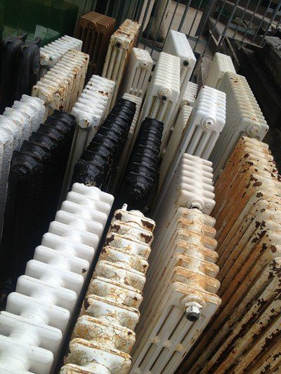 Selection of Radiators
