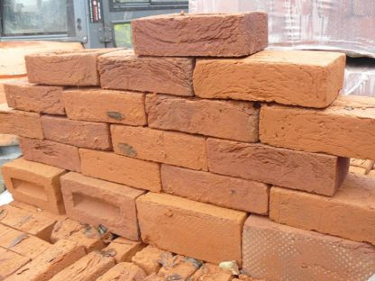 Imperial Size Red Bricks