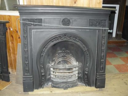 Cast Iron Combination Surround