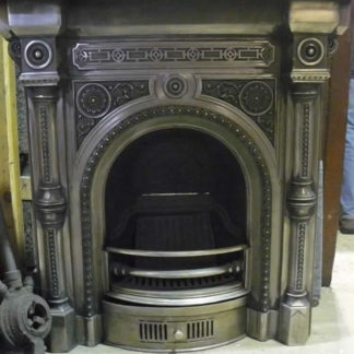 Reproduction Cast Iron Combination Surround