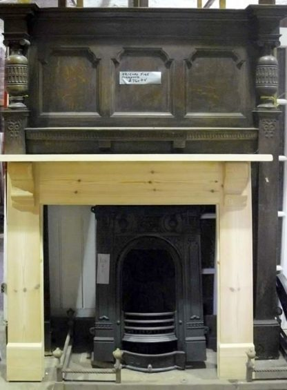 Purpose Made and Original Fire Surrounds