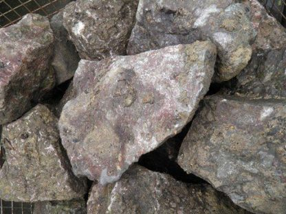 Various Rockery Stone in a wide range of sizes
