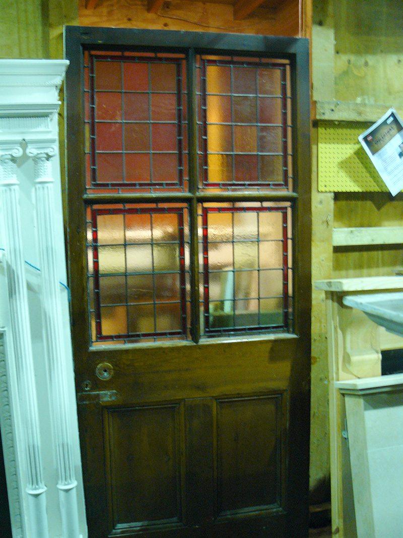 Reclaimed Victorian Doors