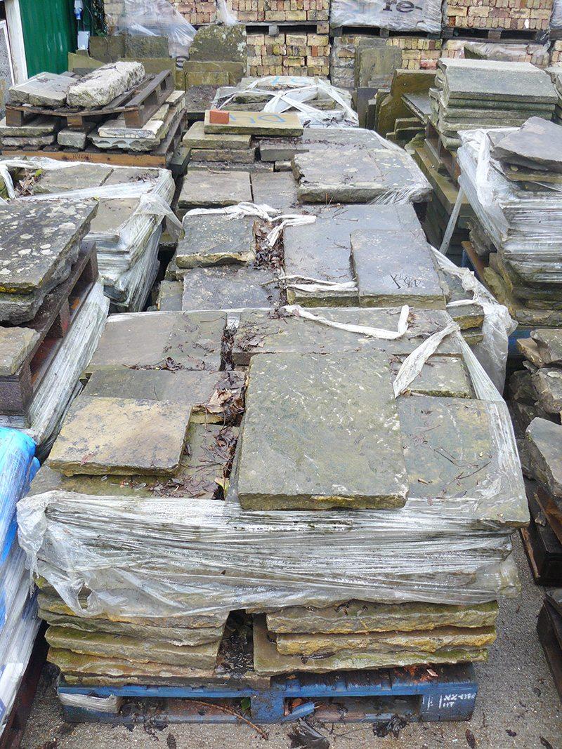 Rectangular York Flag Stones