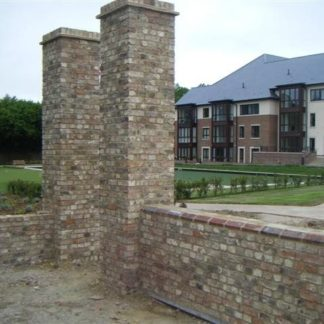 Mixed Stocks & Coping / Plinth Bricks
