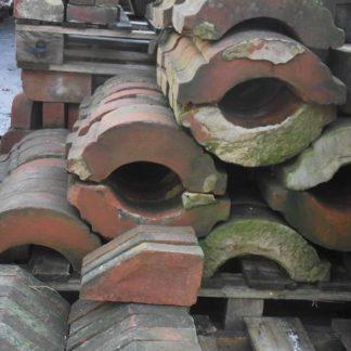 Handmade Coping bricks