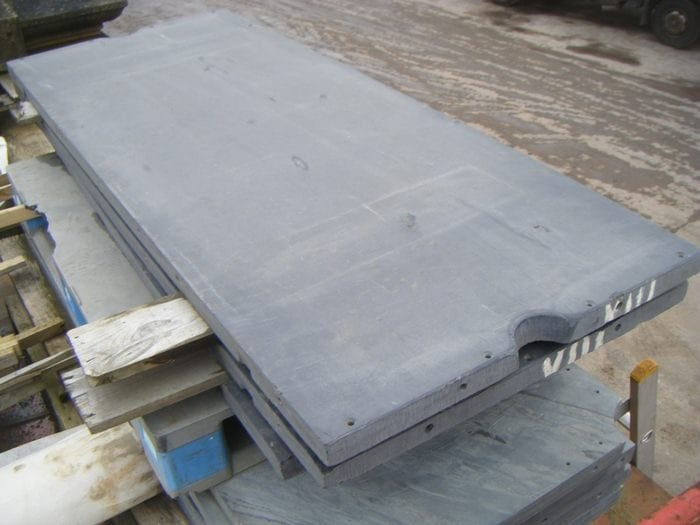 DSCF2404 Slate worktop size 1870mmx730mmx50mm from old snooker tables 200vat each