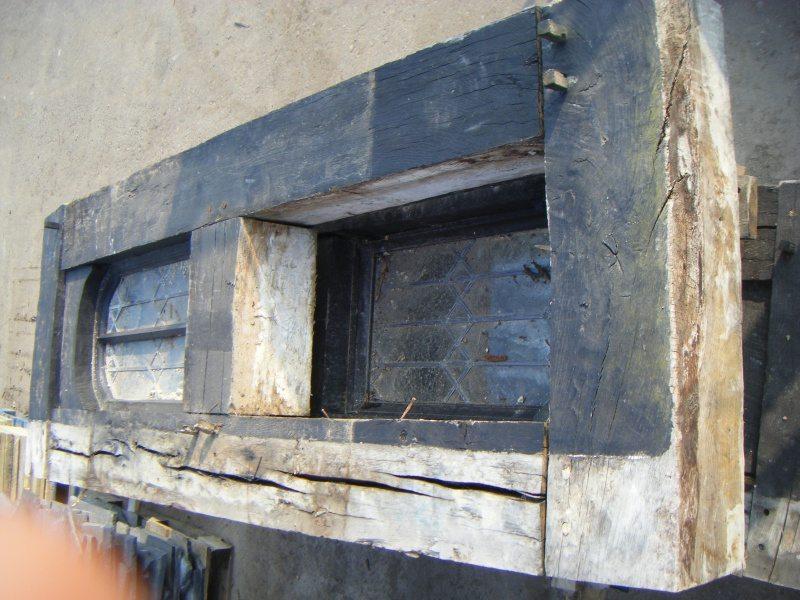 Oak Framed Windows