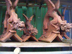 Handmade dragon finals