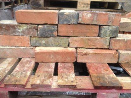 Blue ended Asburnham bricks