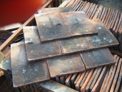 Handmade roof tiles