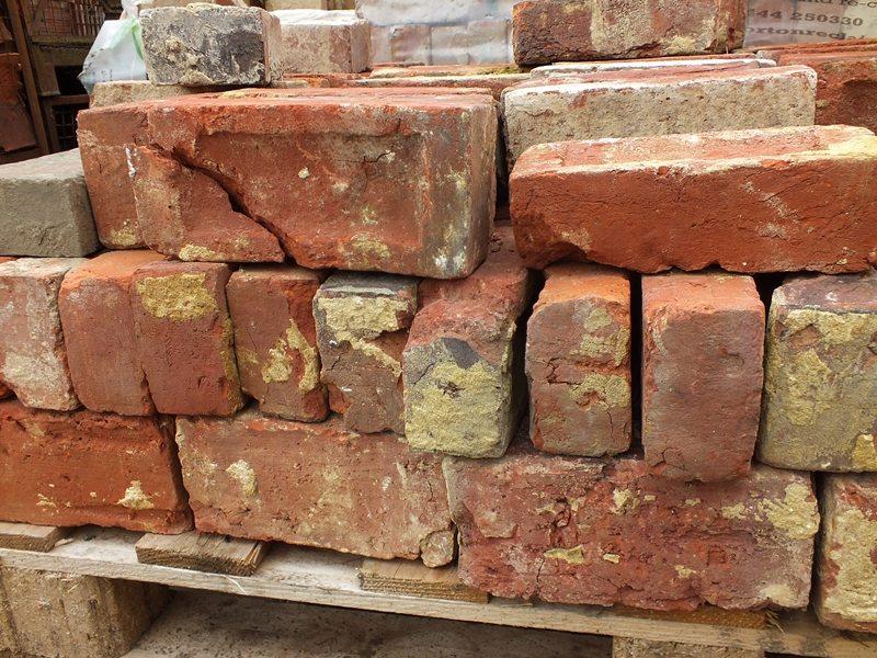 Bricks Dorton Reclamation Yard