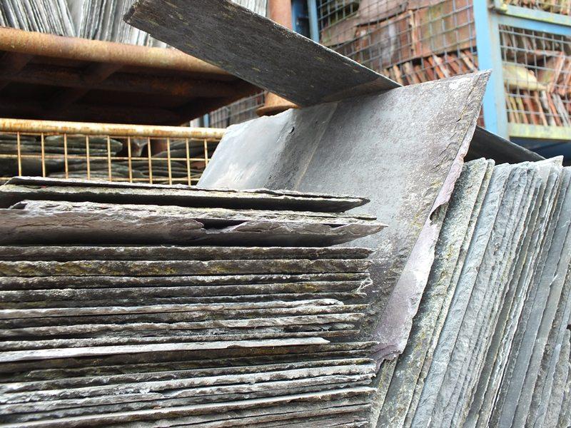 Slate Dorton Reclamation Yard