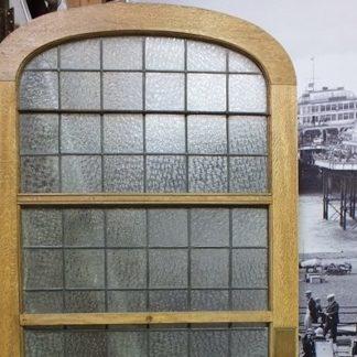 Reclaimed Oak Arched Door