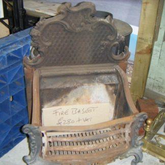 Original fire basket