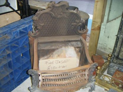 Original fire basket