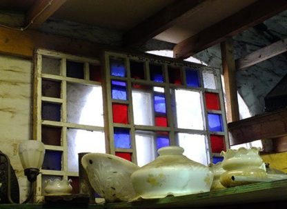 Stained Glass windows, various types and sizes