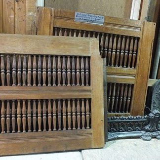 Radiator covers old oak, various sizes