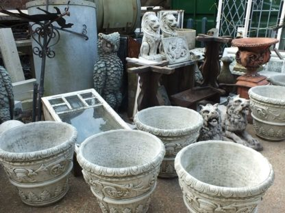 Garden ornaments, urns and statues