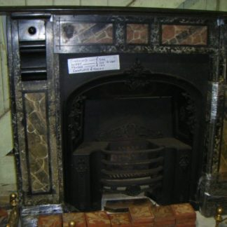 Fire Surround and Insert