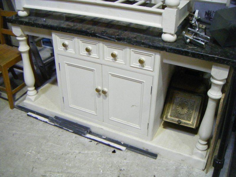 Island Kitchen Unit