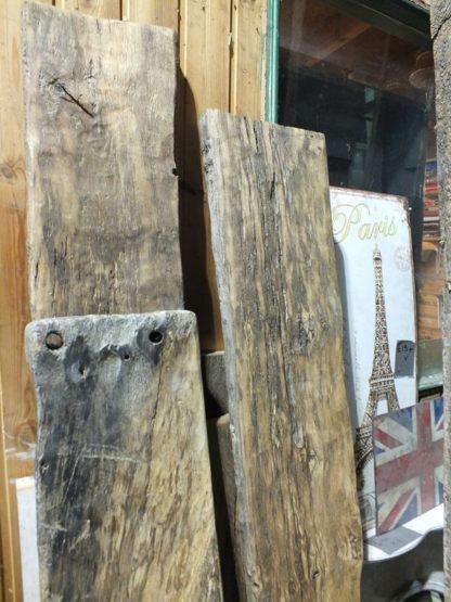 Old oak sea groynes
