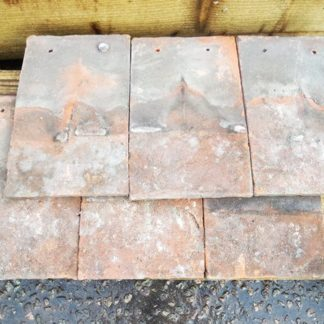 Handmade Clay Peg Roof Tiles
