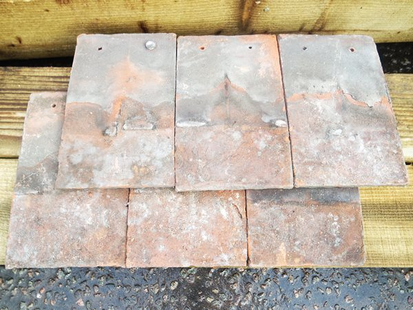 Handmade Clay Peg Roof Tiles