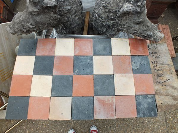 Reproduction Quarry Tiles