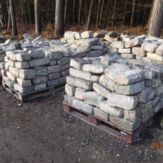 Granite Building Blocks and Coping