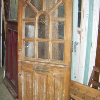 Reclaimed Georgian Door