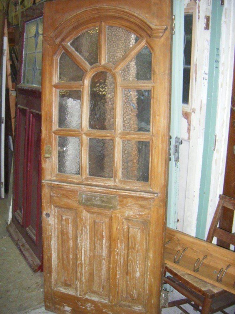 Reclaimed Georgian Door
