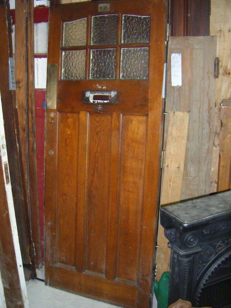 1930's Style Reclaimed Door