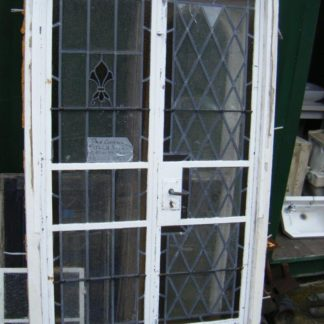 Metal French Doors