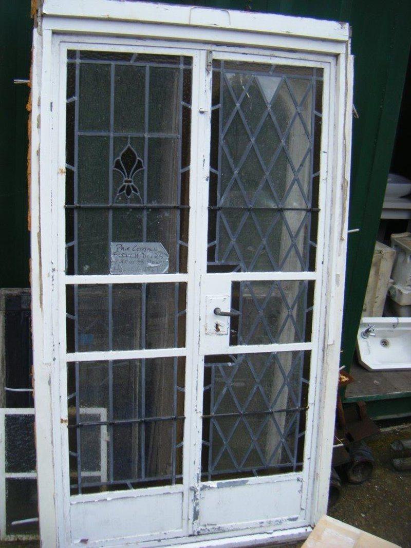 Metal French Doors