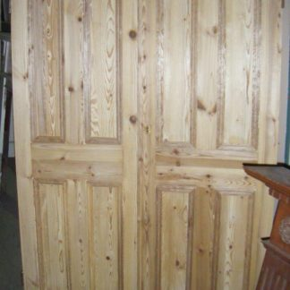 Original Stripped Pine Doors