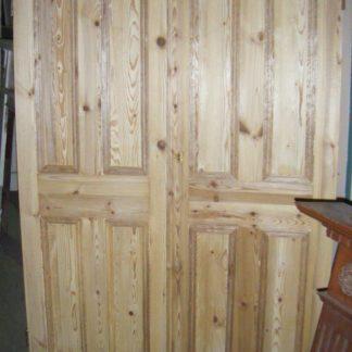 Original Stripped Pine Doors