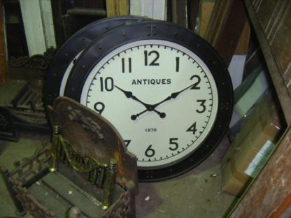 Old Station Reproduction Clocks