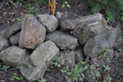 Random Sandstone Rockery